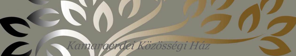 Kamaraerdei Közösségi Ház Budaörs